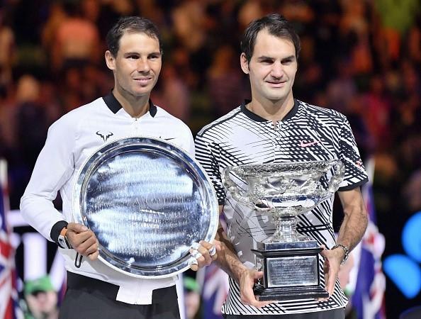 Federer va Nadal tai dau sau chung ket Australian Open hinh anh 1
