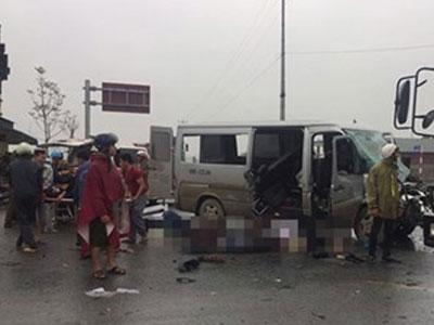 Nguyên nhân vụ đâm xe đón dâu kinh hoàng ở Hà Nam