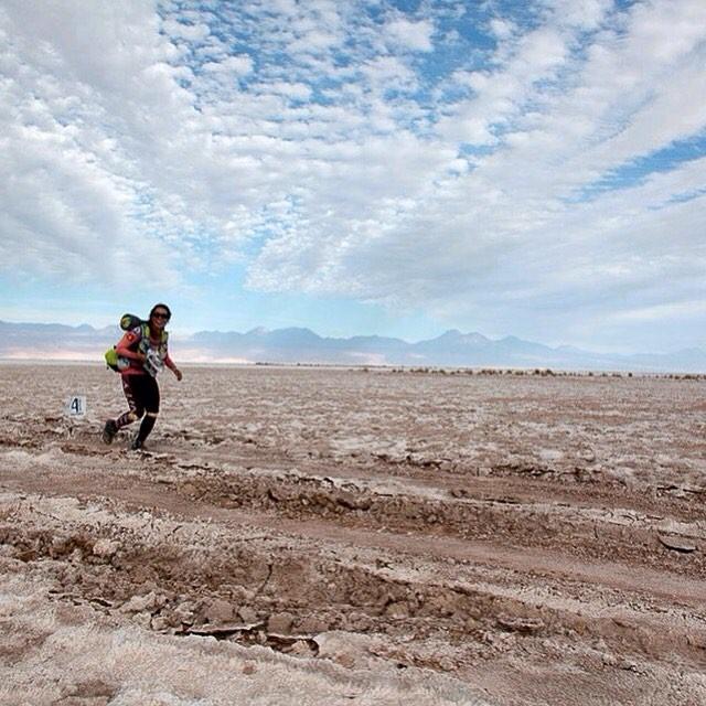 Cô gái Việt chinh phục 4 sa mạc khắc nghiệt nhất thế giới năm 2016.