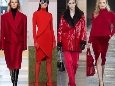 10 xu hướng thời trang khuynh đảo sàn diễn mùa thu 2017