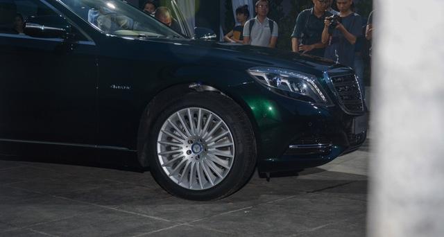 Cặp đôi Mercedes-Maybach S400 4Matic và S500 ra mắt khách hàng Việt, giá từ 6,9 tỷ Đồng - Ảnh 5.