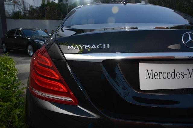 Cặp đôi Mercedes-Maybach S400 4Matic và S500 ra mắt khách hàng Việt, giá từ 6,9 tỷ Đồng - Ảnh 8.