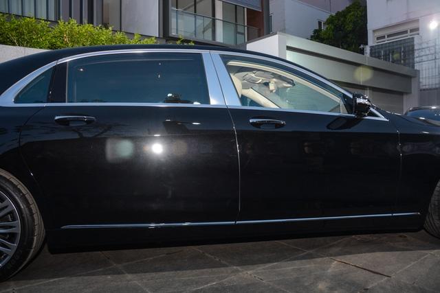 Cặp đôi Mercedes-Maybach S400 4Matic và S500 ra mắt khách hàng Việt, giá từ 6,9 tỷ Đồng - Ảnh 9.