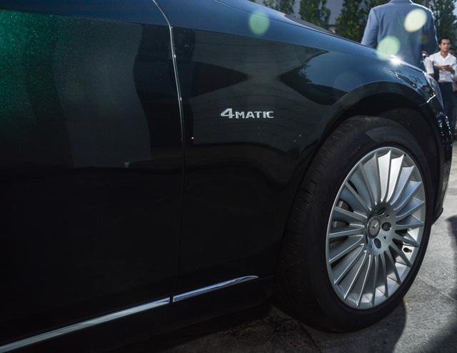 Cặp đôi Mercedes-Maybach S400 4Matic và S500 ra mắt khách hàng Việt, giá từ 6,9 tỷ Đồng - Ảnh 13.