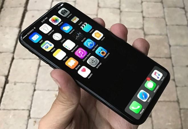 Cuoc chien man hinh giua iPhone 8 va Galaxy S8 hinh anh 1
