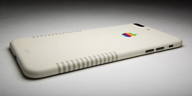 iPhone 7 Plus Retro dang co dien, gia cao gap doi hinh anh 1
