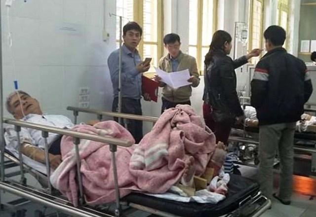 Đa số các bệnh nhân trong vụ tai nạn đã xuất viện về nhà, chỉ còn lại 4 bệnh nhân đang điều trị ở bệnh viện.