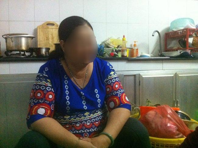 Nước mắt người bà có cháu nội học lớp 9 nghi bị chồng hờ của con dâu xâm hại tình dục hơn 1 năm qua - Ảnh 1.