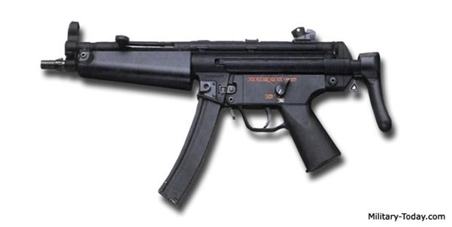Top 10 súng tiểu liên tốt nhất thế giới - Ảnh 1.