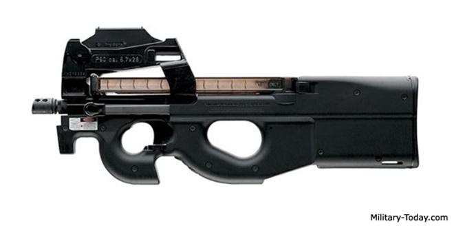 Top 10 súng tiểu liên tốt nhất thế giới - Ảnh 3.