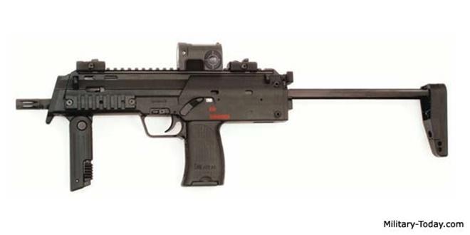 Top 10 súng tiểu liên tốt nhất thế giới - Ảnh 4.