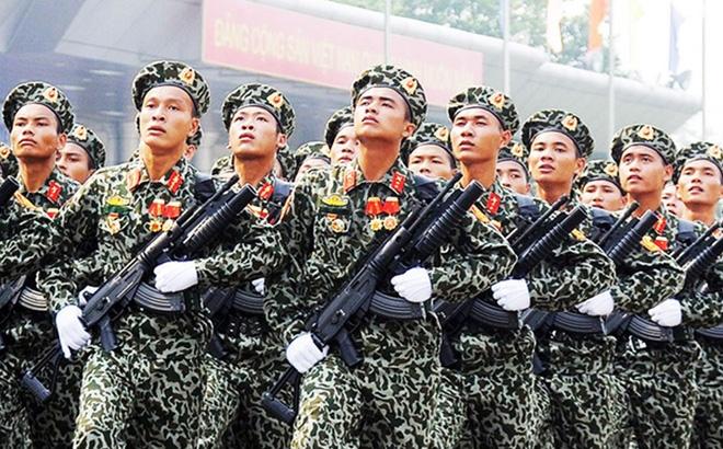 MỚI NHẤT: Việt Nam lọt Top 25 quân đội mạnh nhất Thế giới - Số mấy?
