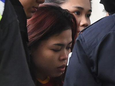 Nhân vật bí ẩn dụ cô gái trong nghi án Kim Jong Nam