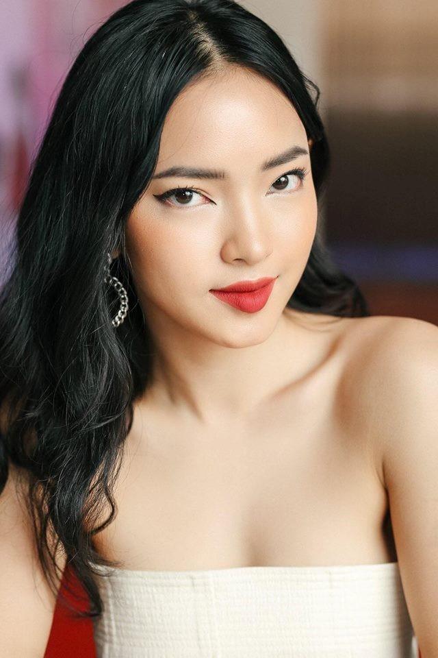 Hot girl Chau Bui bat ngo rut khoi The Face hinh anh 2