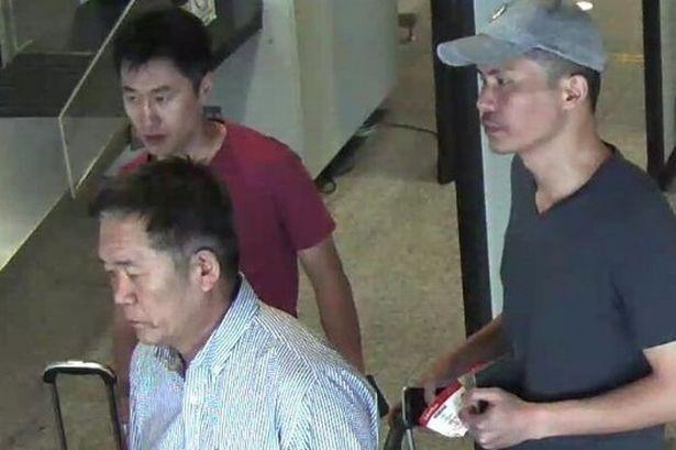 Nhan vat bi an du co gai trong nghi an Kim Jong Nam hinh anh 3