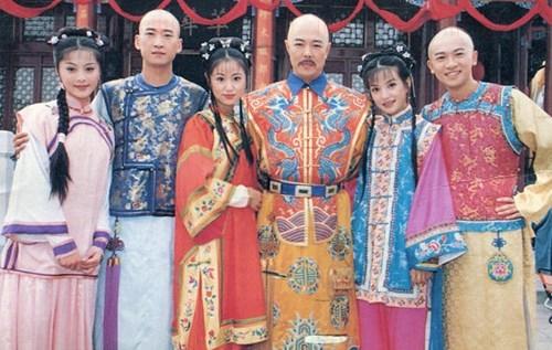 Chuyện tình của Triệu Yến Tử với Ngũ A Ka từng làm ngẩn ngơ nhiều khán giả Việt. Ảnh: TL.