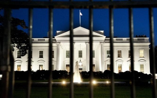 An ninh Nhà Trắng đang siết chặt /// AFP