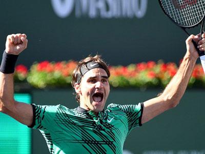 Đánh bại Wawrinka, Federer vô địch Indian Wells