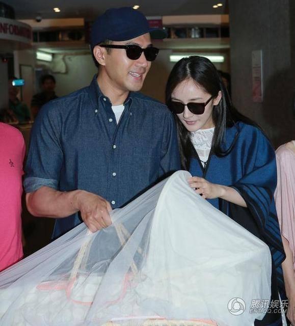 Bắt gặp Dương Mịch âm thầm đến bệnh viện phụ sản - Ảnh 4.