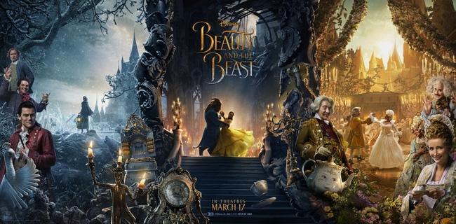 """""""Beauty and the Beast"""": Người đẹp và quái vật cùng nhau đập tan 5 kỷ lục phòng vé - Ảnh 2."""