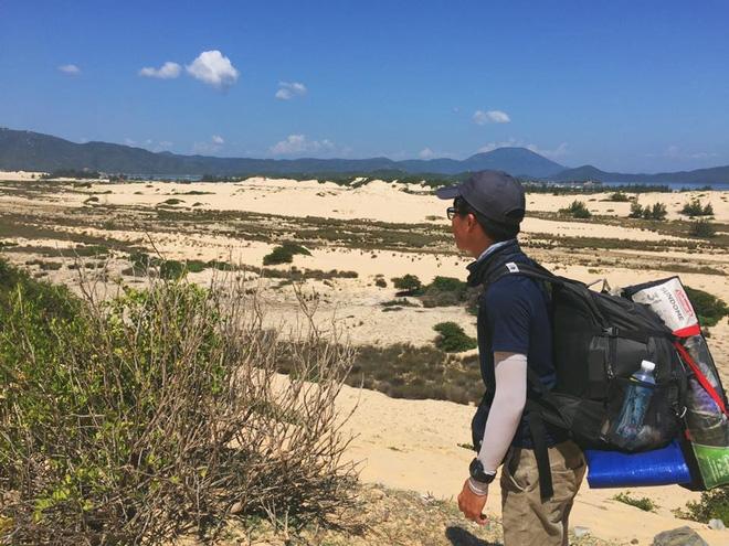 Chàng trai đi xuyên Việt 43 ngày: Sự thật khắc nghiệt sau mỗi bức ảnh đẹp - Ảnh 4.