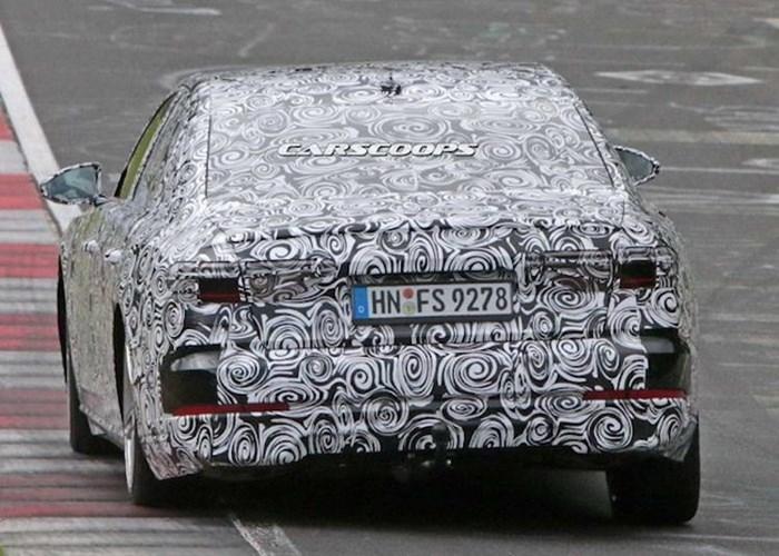 """Chua lo dien, Audi A8 the he moi da """"chot lich"""" ra mat-Hinh-7"""