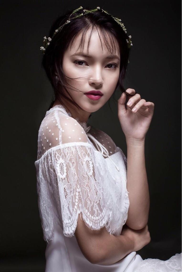 Hot girl Chau Bui: 'Toi thich lam dep va dam me kiem tien' hinh anh 1