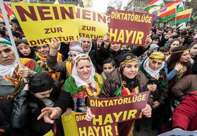 Ngoại trưởng Đức: 'Tổng thống Erdogan đã đi quá giới hạn'