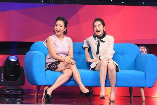Thị Mầu 6 tuổi siêu đáng yêu khiến Mỹ Linh, Trấn Thành phát cuồng - Ảnh 1.