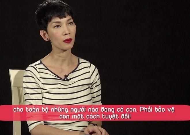 Xuan Lan choang vang khi con gai 3 tuoi bi nguoi la du do hinh anh 6