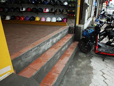 Những bậc tam cấp chuẩn nhất Hà Nội sau cơn lốc giành lại vỉa hè