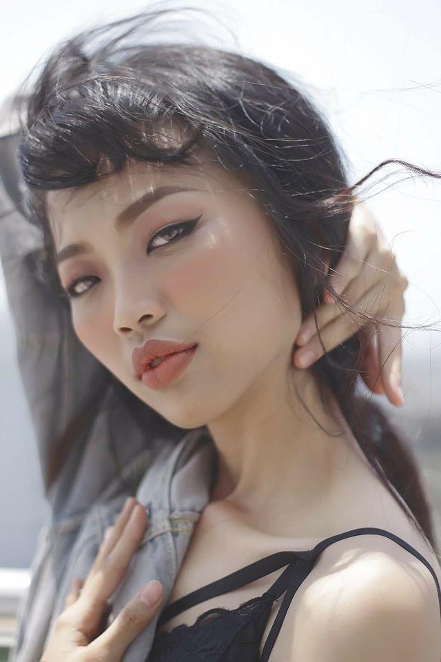 Dàn thí sinh Vietnams Next Top Model mùa 8 cũng đâu kém cạnh The Face? - Ảnh 9.
