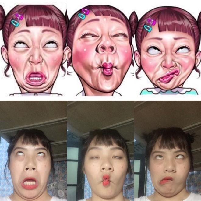Gioi tre Viet ro trao luu selfie cang xau cang tot hinh anh 7
