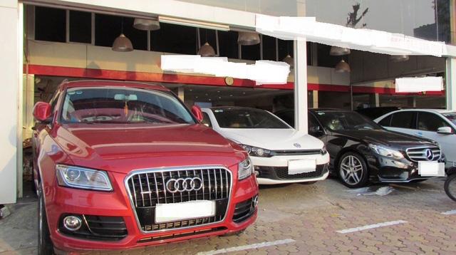 Kinh doanh xe cũ loại đang chật vật vì mức giá chung của thị trường xe hơi giảm, chỉ bộ phận xe giá thấp có doanh số tốt.