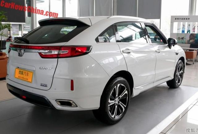 SUV lai Coupe Honda UR-V chính thức được bán ra, giá từ 814 triệu Đồng - Ảnh 7.