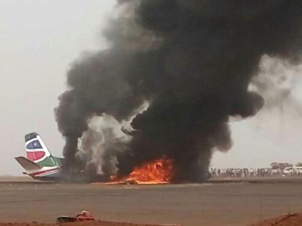Tất cả 49 người đều sống sót thần kỳ trong tai nạn máy bay ở Nam Sudan - Ảnh 4.