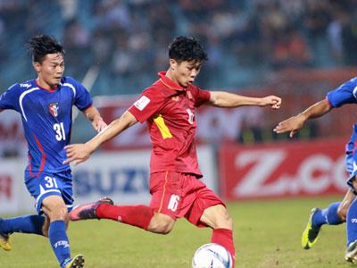 Vì sao Công Phượng không vui khi ghi bàn thắng vào lưới Đài Bắc Trung Hoa?