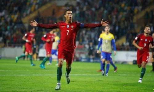 Bồ Đào Nha - Hungary: Ronaldo và đồng đội hừng hực - 1