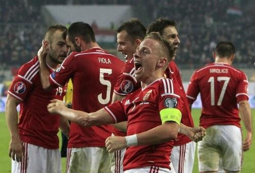 Bồ Đào Nha - Hungary: Ronaldo và đồng đội hừng hực - 2