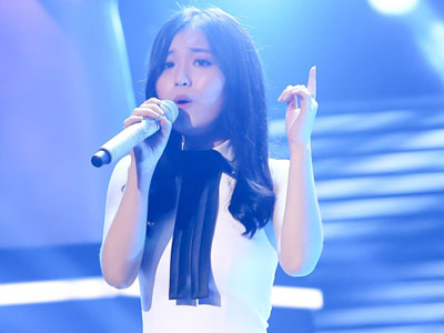 Hot girl Hàn Quốc khiến Thu Minh