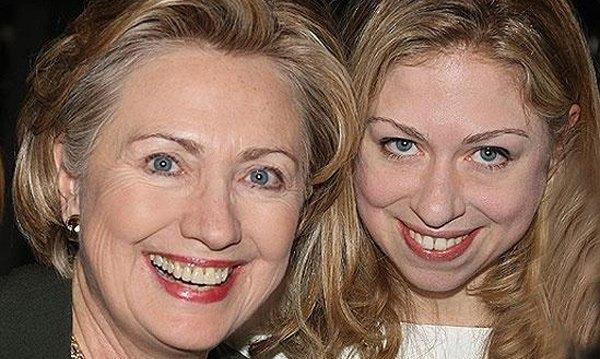 Chelsea Clinton, Tổng thống Mỹ, Hillary Clinton, gia đình Clinton