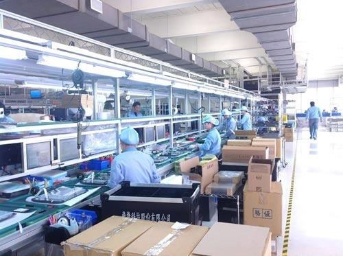 Đài Loan là một trong những thị trường có đông lao động Việt Nam làm việc Ảnh: QUỲNH NGỌC