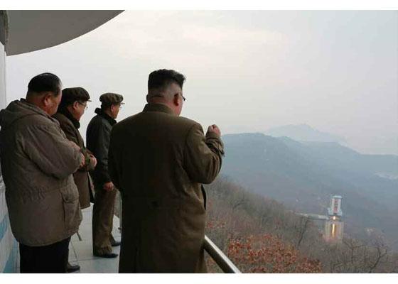Triều Tiên, phóng tên lửa, động cơ tên lửa, ICBM