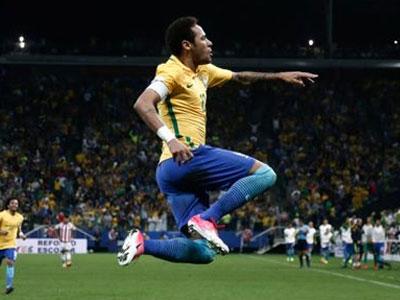 Brazil trở thành đội đầu tiên giành vé dự VCK World Cup 2018