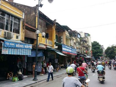Nhà phố cổ tăng giá đột biến: 15m2 ăn tiêu cả đời