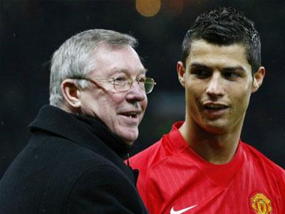 Ronaldo bị Ferguson bắt mặc áo số 7 tại Man Utd