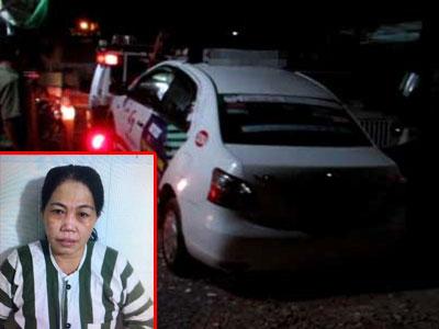 """Vụ tài xế không mặc quần chết trong taxi: Nữ nghi phạm là """"phù thủy"""""""