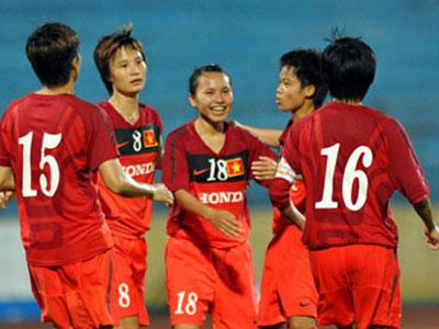 Vòng loại Asian Cup 2018, đội tuyển nữ gặp đội Syria