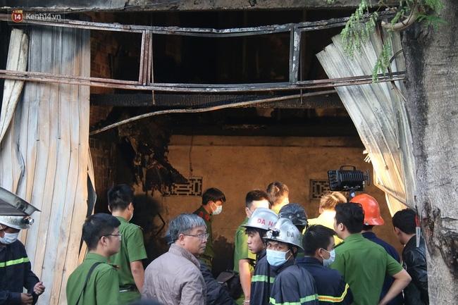 Cháy nhà trong đêm ở Đà Nẵng, 3 cô gái trong một gia đình chết thảm - Ảnh 1.