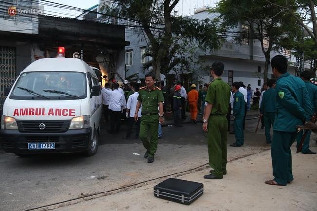 Cháy nhà trong đêm ở Đà Nẵng, 3 cô gái trong một gia đình chết thảm - Ảnh 3.